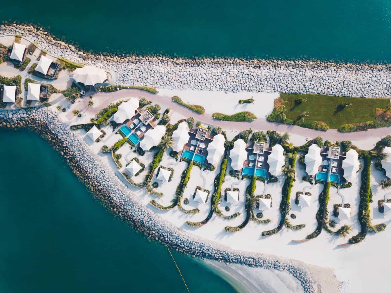 Island-inspired retreat at The Ritz-Carlton Ras Al Khaimah, Al Hamra Beach