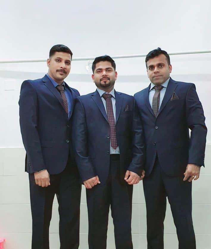 Indian Trio in Ras Al Khaimah wins AED 20 Million Jackpot