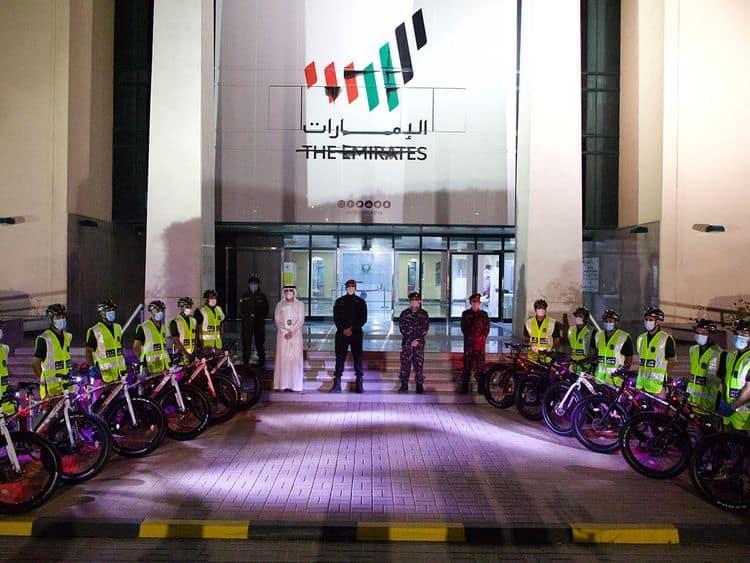 Ras Al Khaimah police launch Bicycle patrols to cut response times. #wowrak