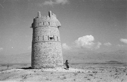 Al Jazirah watchtower of Ras Al Khaimah