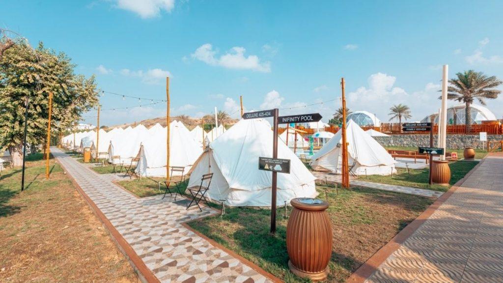 Authentic Deluxe Tent