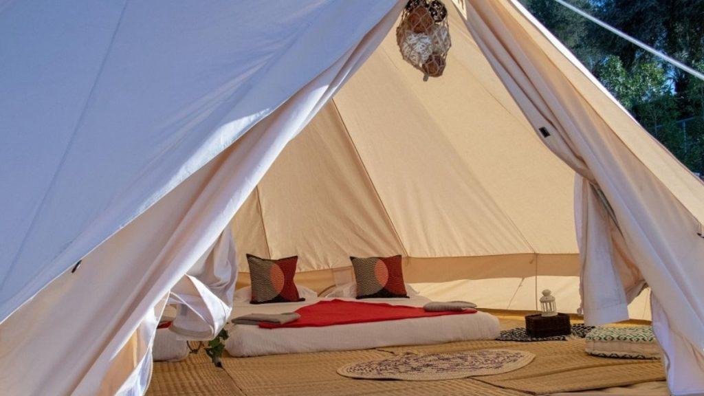 Authentic Family Tent