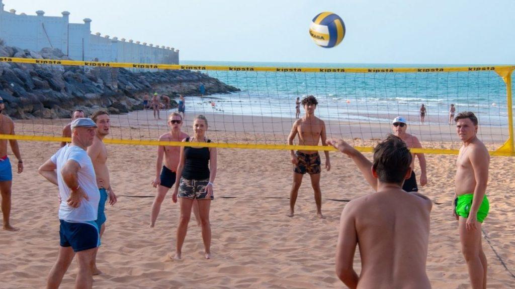 Beach Activities Long Beach Campground Ras Al Khaimah