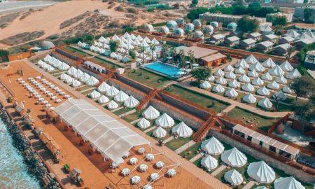 Long Beach Campground Ras Al Khaimah
