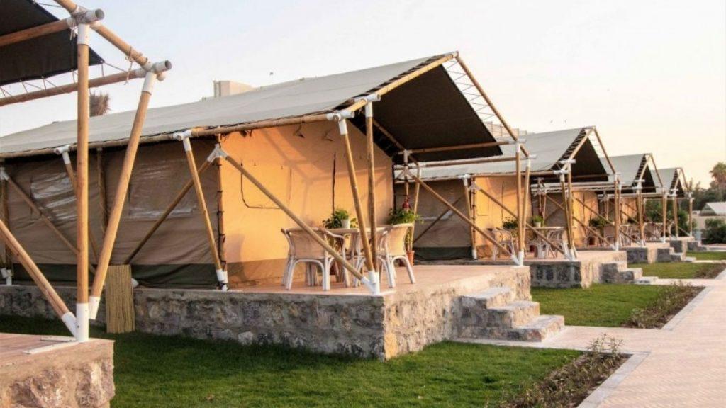 Safari Suite Tent