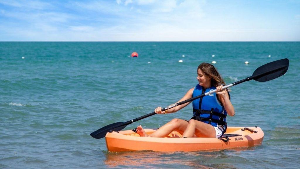 Water Sports Long Beach Campground Ras Al Khaimah