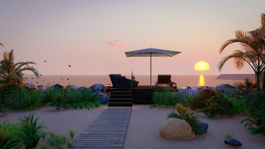 ocean view villa ritz carlton ras al khaimah