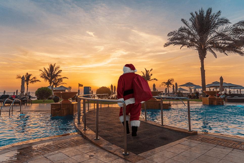Celebrate Festive Season at Ajman Saray, a Luxury Collection Resort