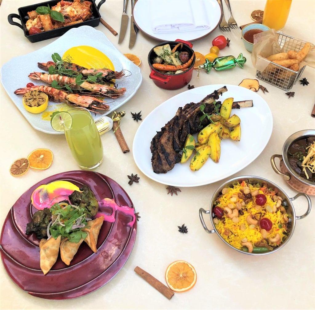 NEW YEAR'S EVE GALA DINNER AT KAHEELA