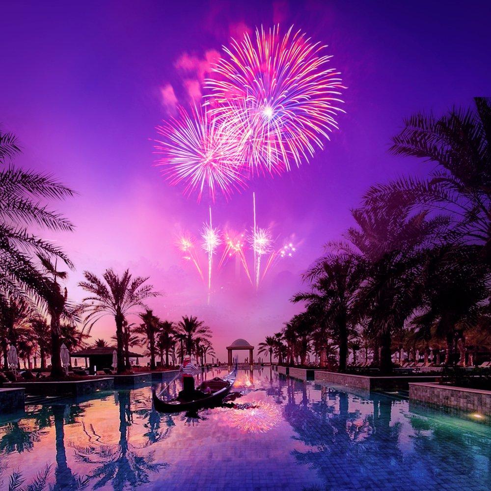 NEW YEAR'S EVE CARAVANSERAI HILTON RAS AL KHAIMAH RESORT & SPA