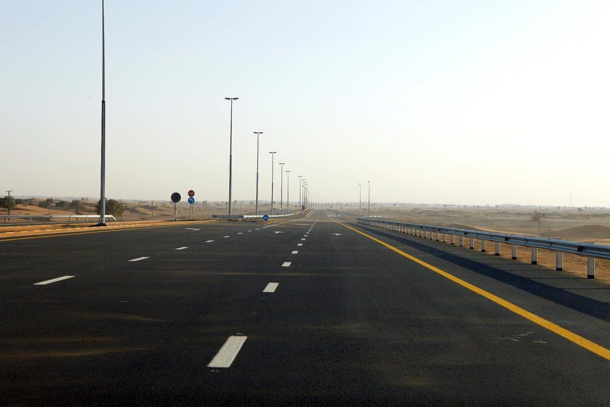 Now Open: Emirates Road Extension in Ras Al Khaimah