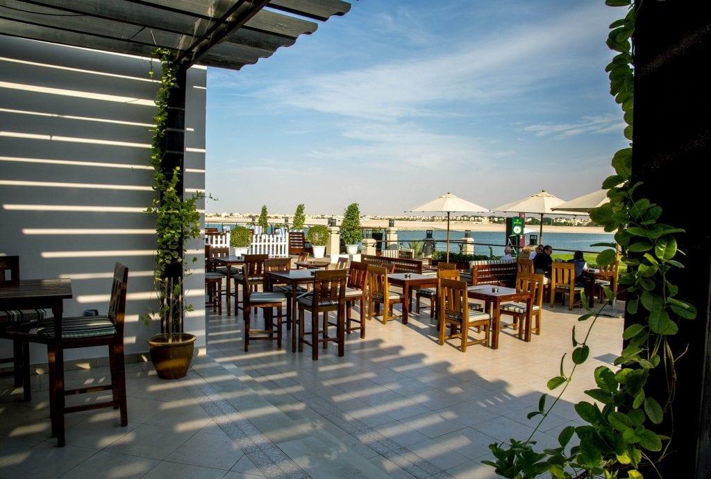 The Bay Sports Bar in Ras Al Khaimah