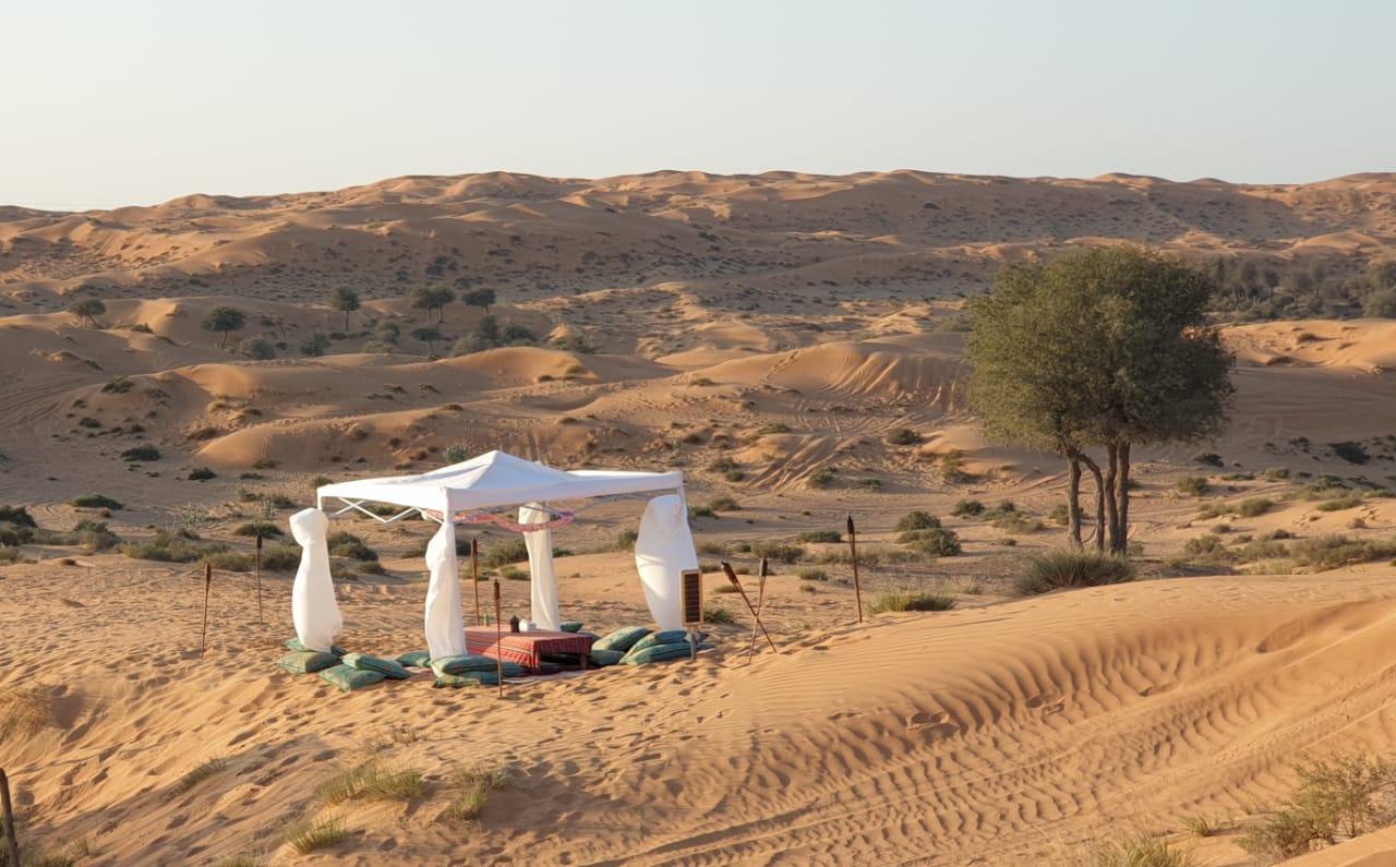 Things to discover in Bassata Camp RAK
