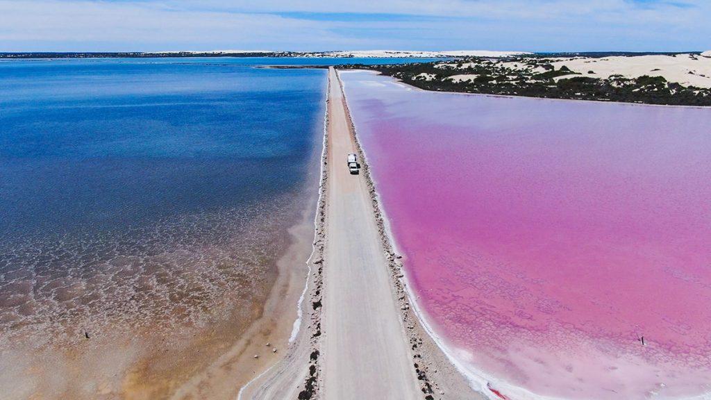 Lake MacDonnell, Australia