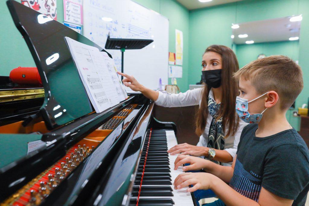 Music Zone - Ras Al Khaimah's largest Music School and recording studio