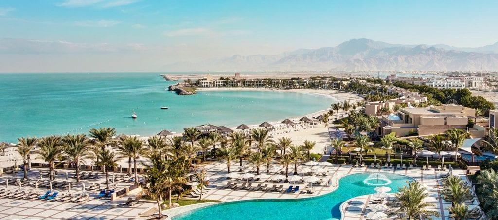 Hilton Ras Al Khaimah Beach Resort.