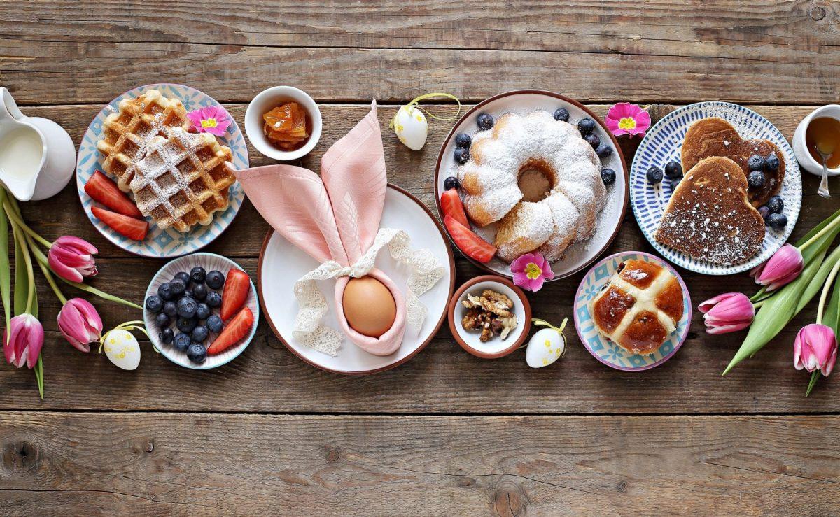 Enjoy this Easter Garden Brunch at Waldorf Astoria Ras Al Khaimah