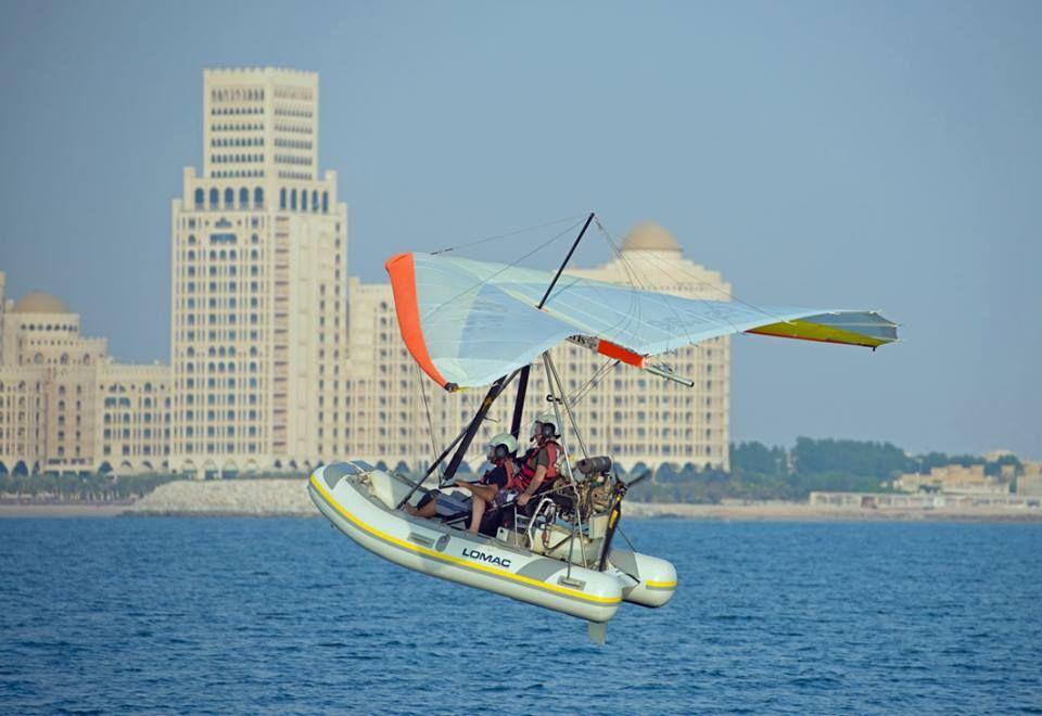 Water Sports Recreation at Waldorf Astoria Ras Al Khaimah
