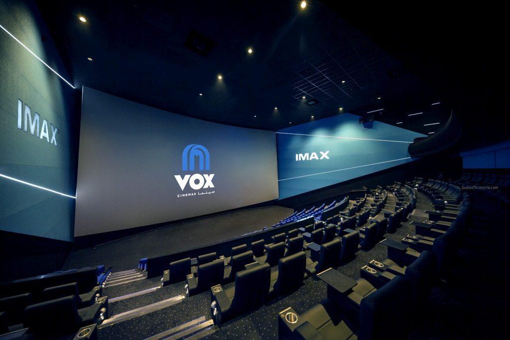 Vox Cinema Al Hamra Mall