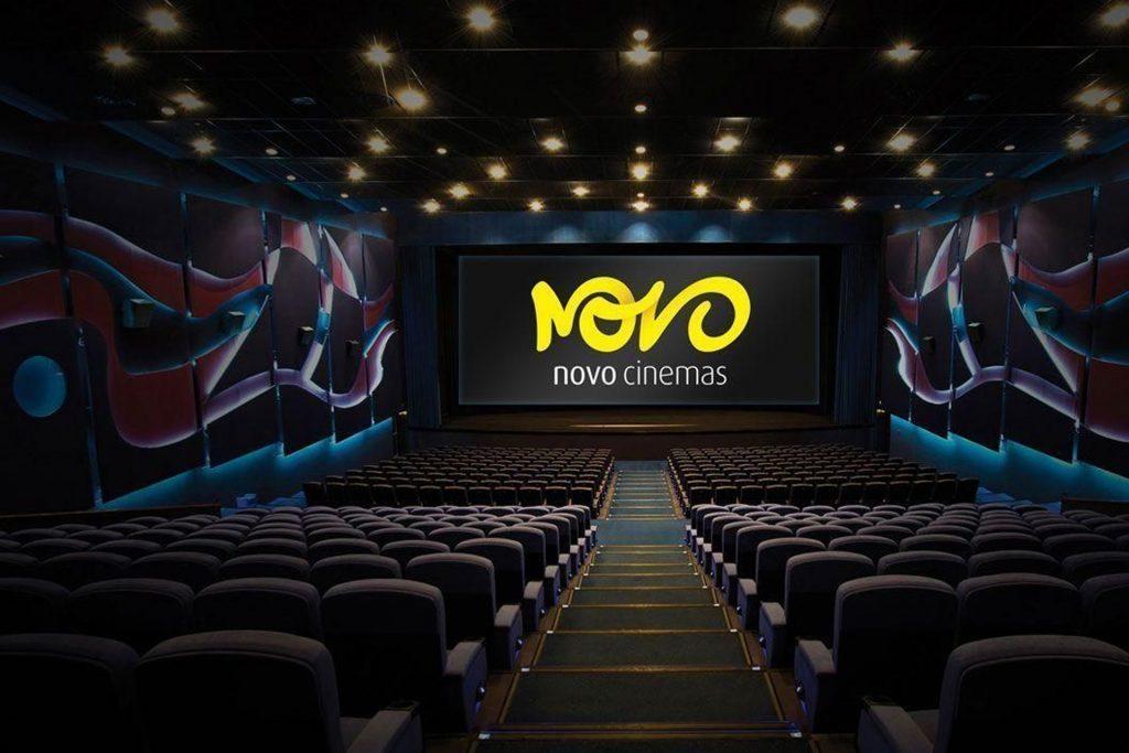 Novo Cinema Manar Mall
