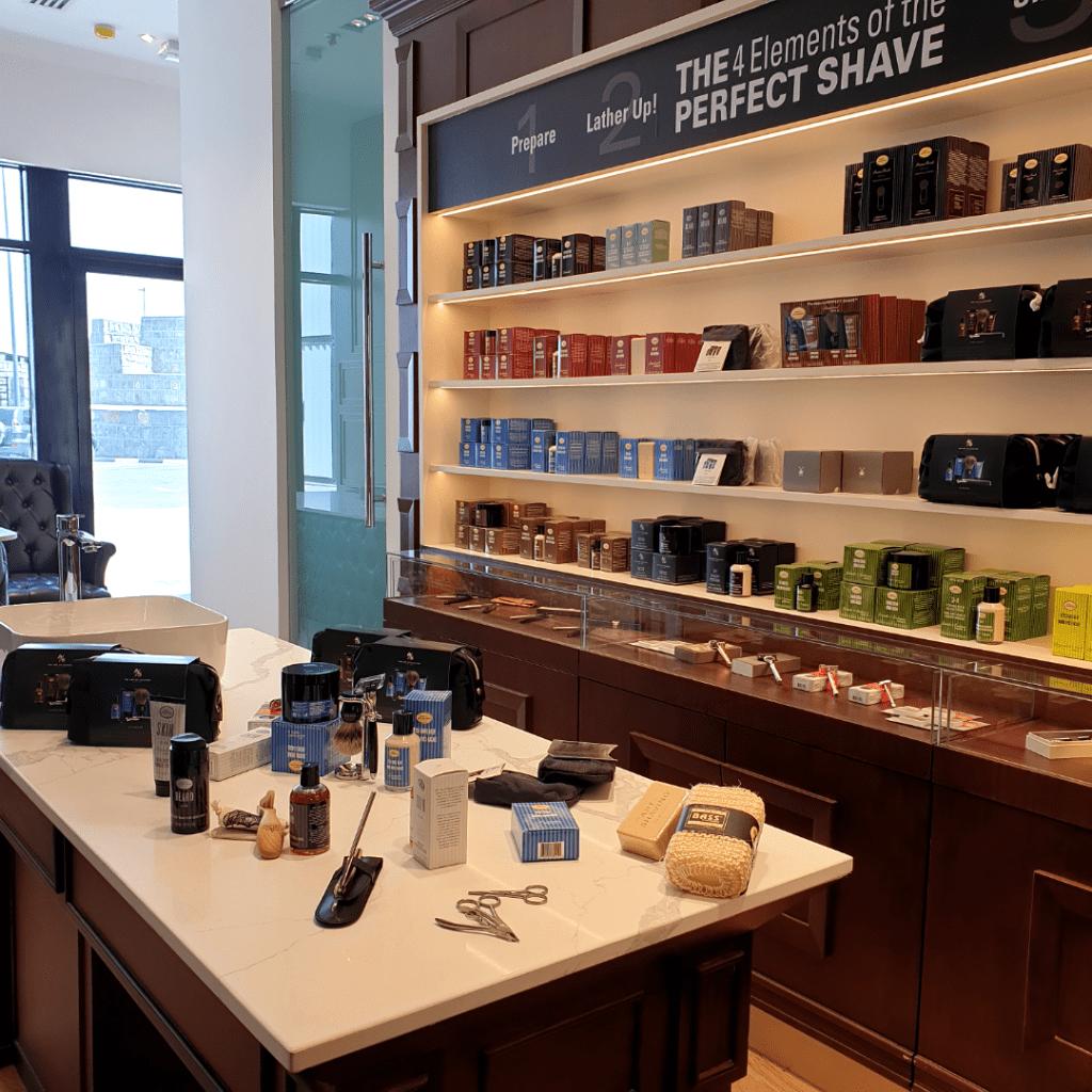 The Head Quarter premium barbershop