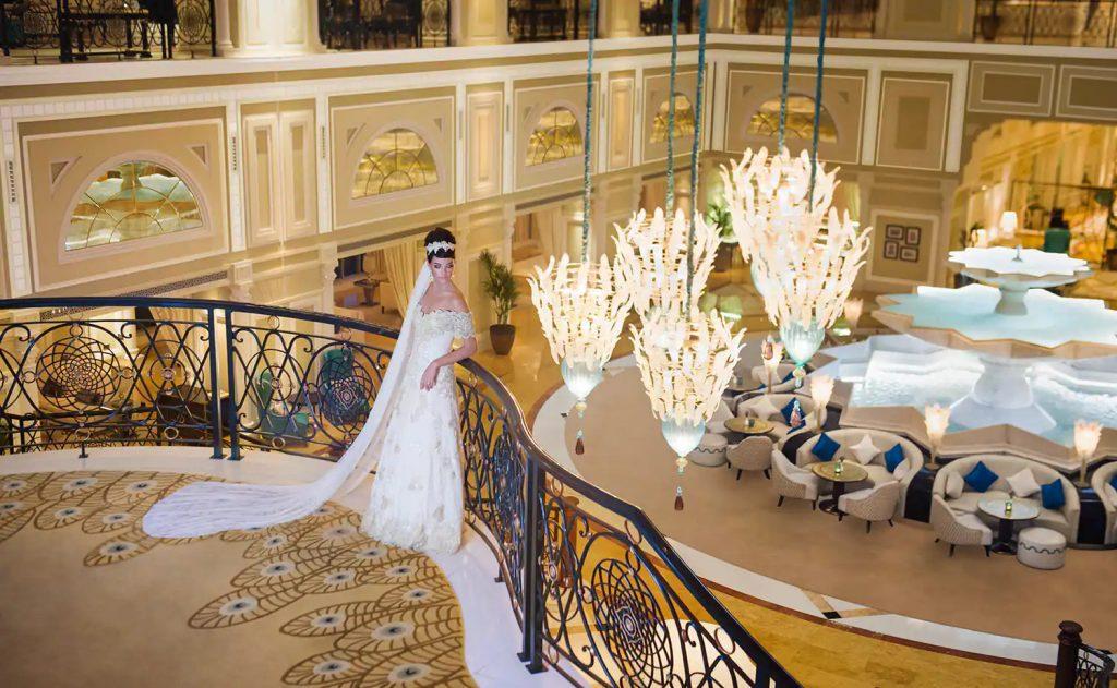 Weddings at Waldorf Astoria Ras Al Khaimah