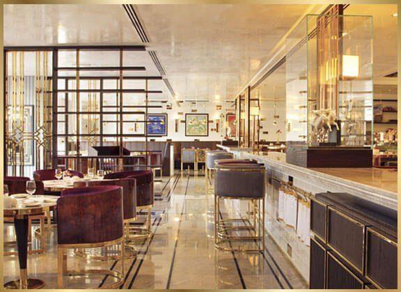 Cafe Society Dubai