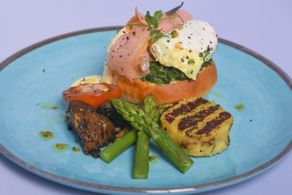 Eat Breakfast in Style with Café Society's Delectable Breakfast Menu