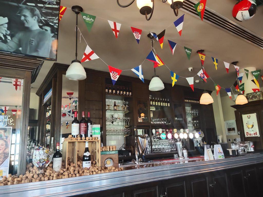 Enjoy The Euro cup at Belgian Cafe Ras Al Khaimah