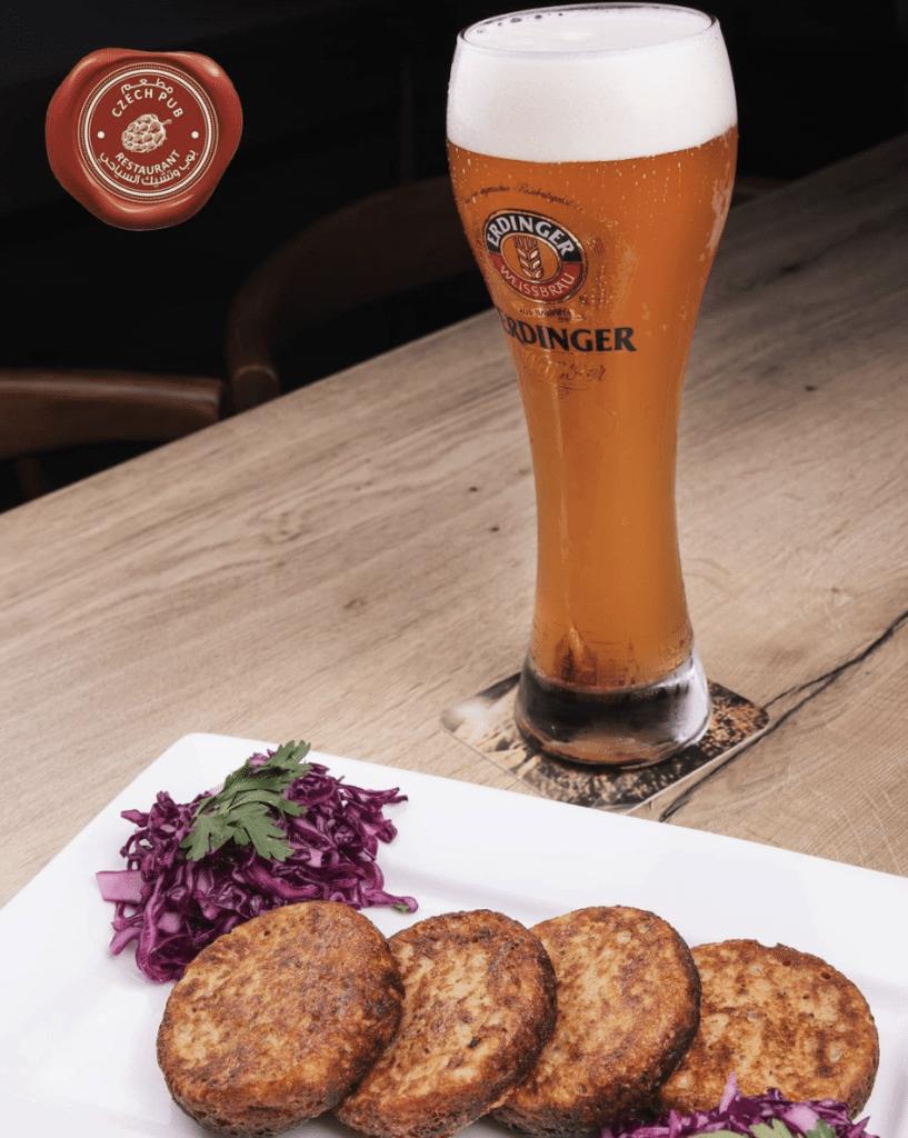 Euro Cup 2020 Happy Hours at Czech Pub Restaurant Ras Al Khaimah