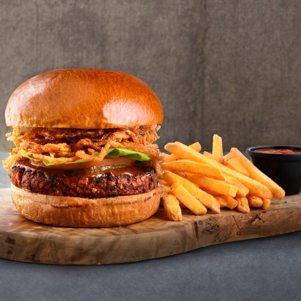 TGI Fridays launches its first-ever vegetarian menu