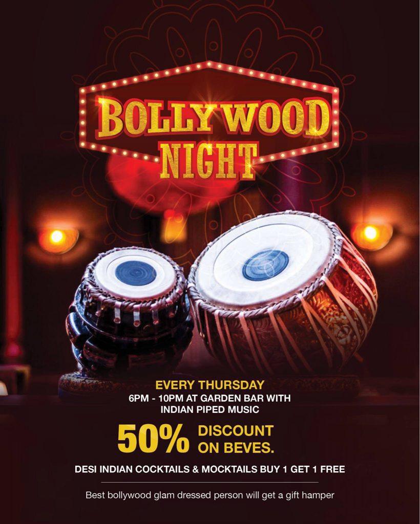 Bollywood Night at Hilton Garden Inn Ras Al Khaimah