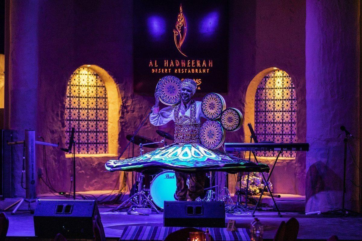 Bal Al Shams Live Entertainment, Dubai