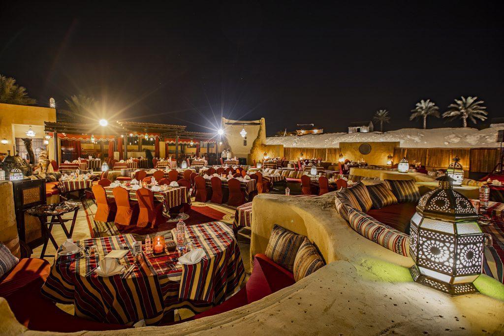 Live Entertainment is Back at Al Hadheerah Restaurant this Summer