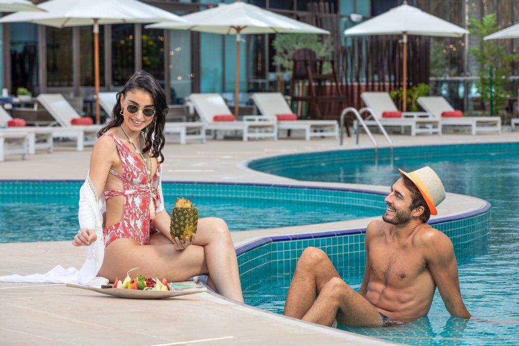 Al Jaddaf Rotana Suite Hotel Offer, Dubai