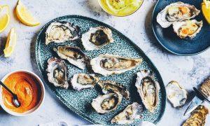 Hilton RAK Beach Resort - Oysters (2)