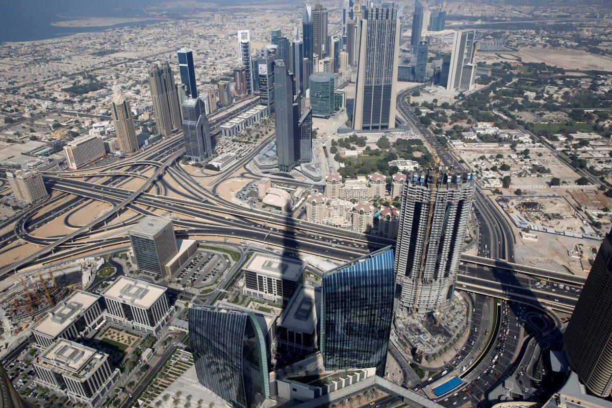 UAE world safest countries ranking