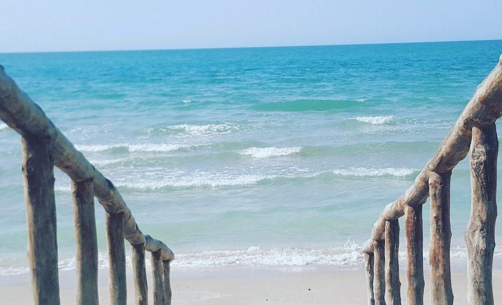 Al Qawasim Corniche Beach