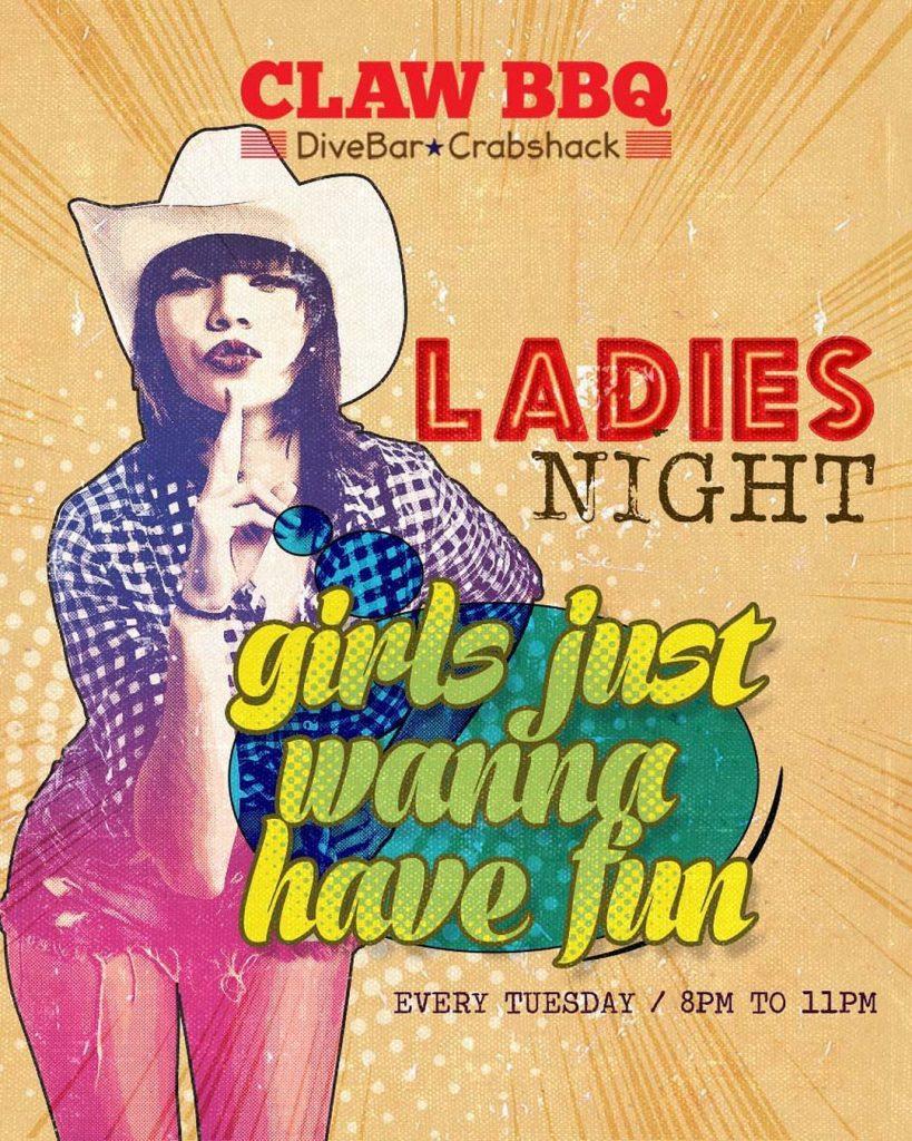 Ladies Night at Claw Ras Al Khaimah