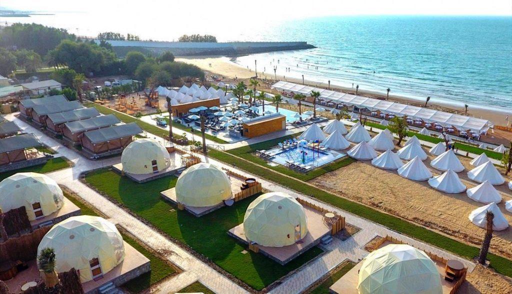 Longbeach Campground Ras Al Khaimah