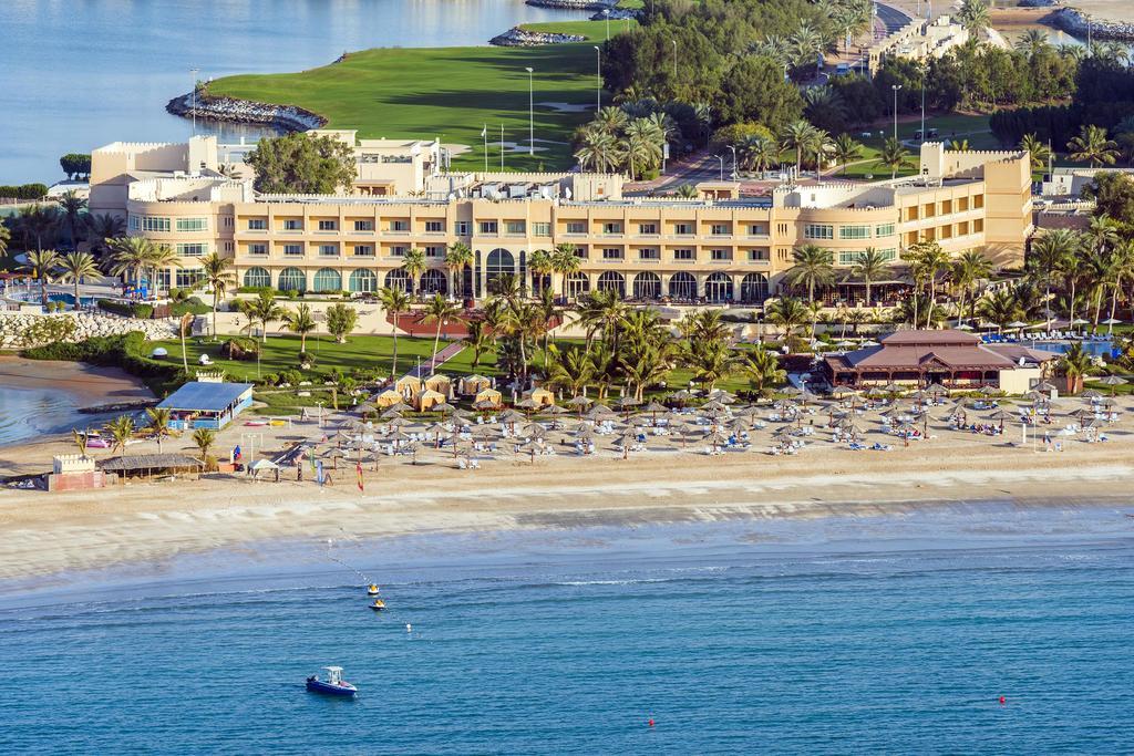 Al Hamra Golf Resort Beach