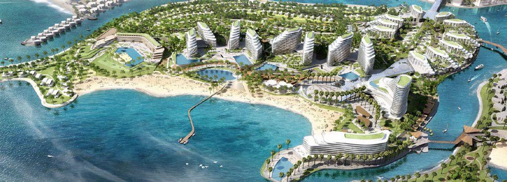 Hayat Island Beach