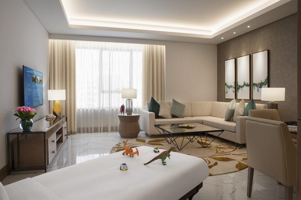 New Summer Offer at Al Jaddaf Rotana Suite Hotel
