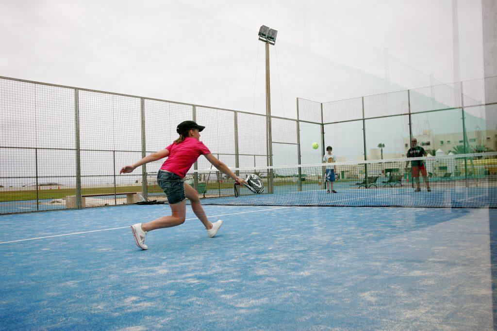 Padel Tennis in Ras Al Khaimah