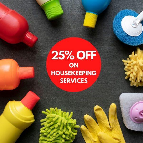 Housekeeping service Dhobee