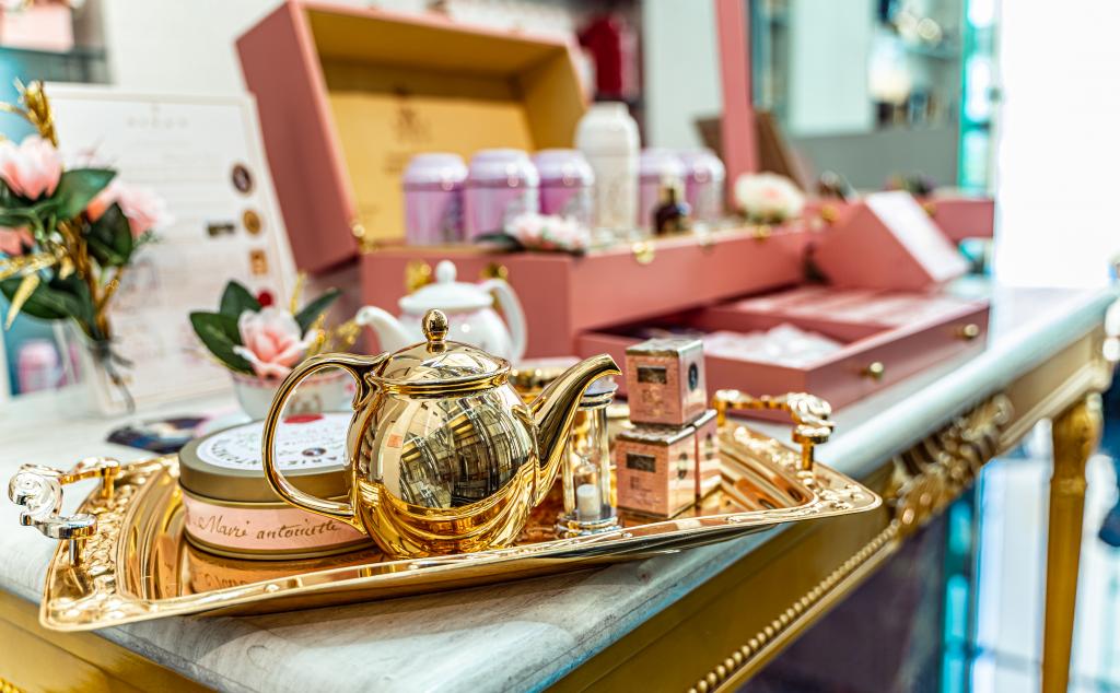 Enjoy The Original Marie-Antoinette Tea at  the Millennium Lounge afternoon tea experience
