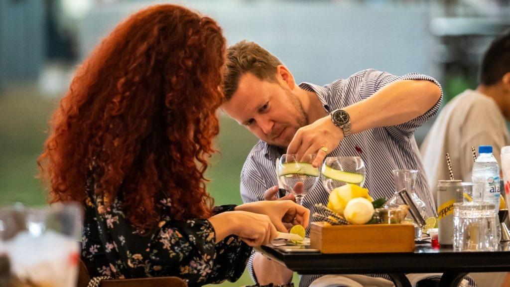 Juniper Tasting and Cocktail making workshop