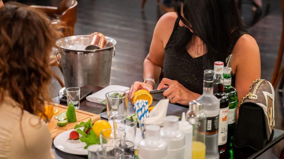 Gin Tasting and Cocktail making workshop in RAK