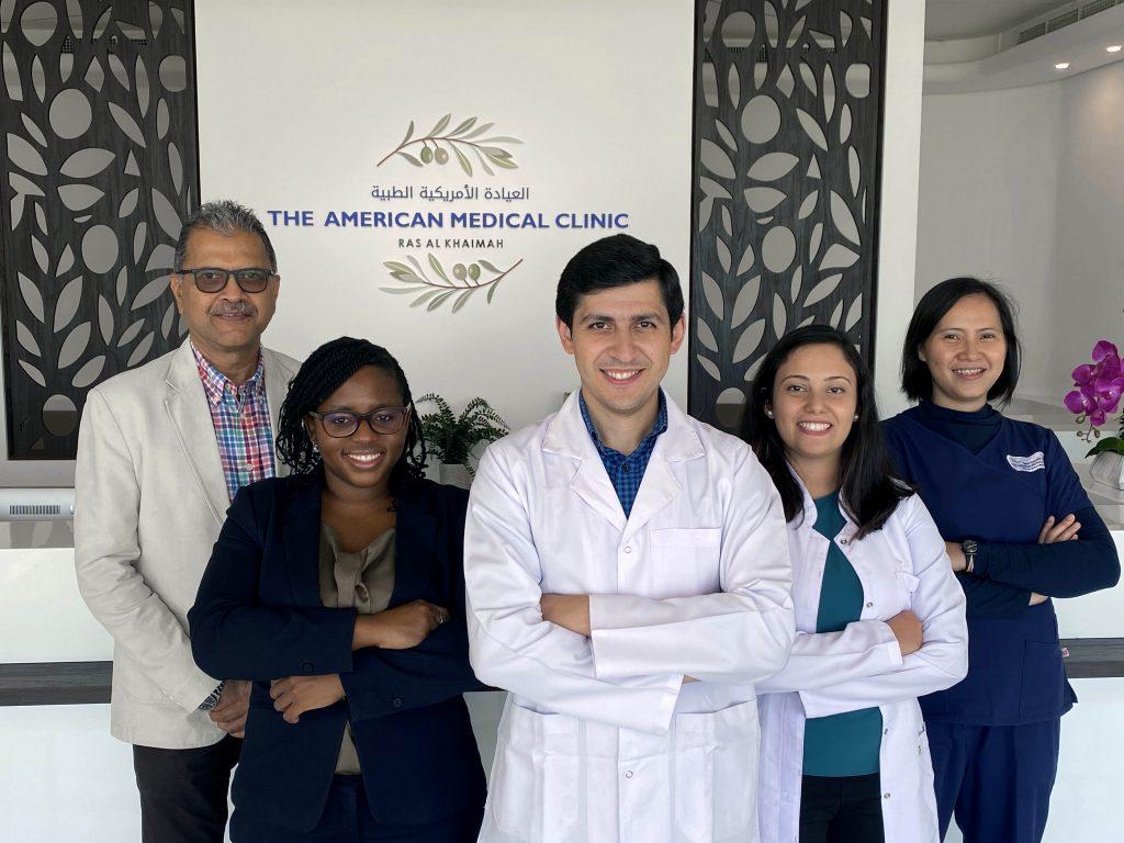 American medical Clinic Ras Al Khaimah