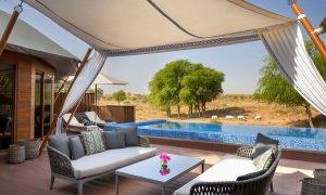 ritz-carlton rak al wadi desert